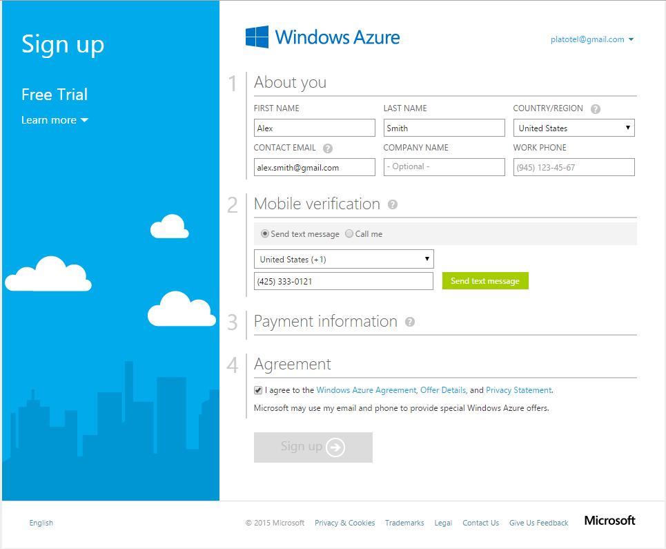 Azure_mobile_verification_window