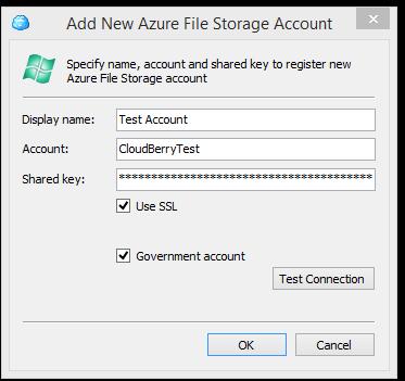 2017 06 29 16 37 20 Add New Azure File Storage Account