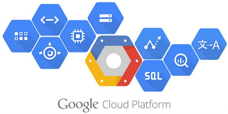 Google Cloud Storage logo authentication