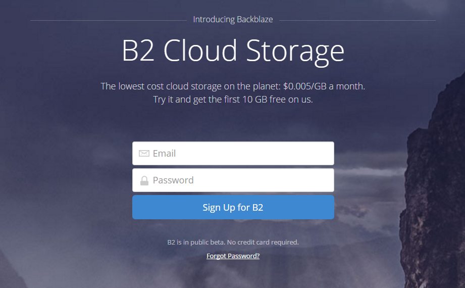 B2-Backblaze-sign-up-screen