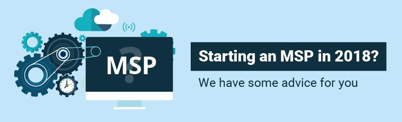 Starting an MSP business
