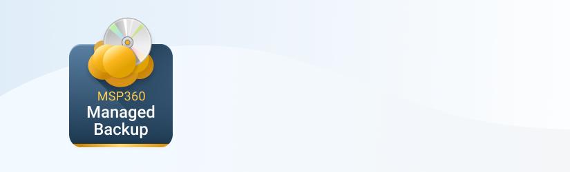 CloudBerry Managed Backup image