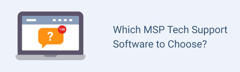 MSP help desk software overview