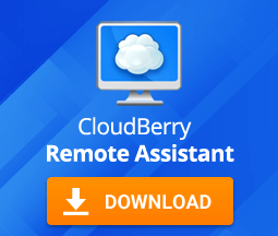 CloudBerry Remote Assistant Download
