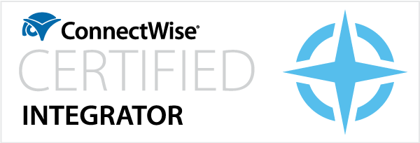 ConnectWise certified badge