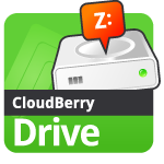 cloudberry drive logo