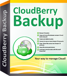 CloudBerry S3 Backup Server Edition automates encrypted and compressed data backup to S3 Cloud Storage.