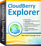 By providing a user interface to Google Storage accounts and files CloudBerry lets you manage your files on cloud just as you would on your own local computer.