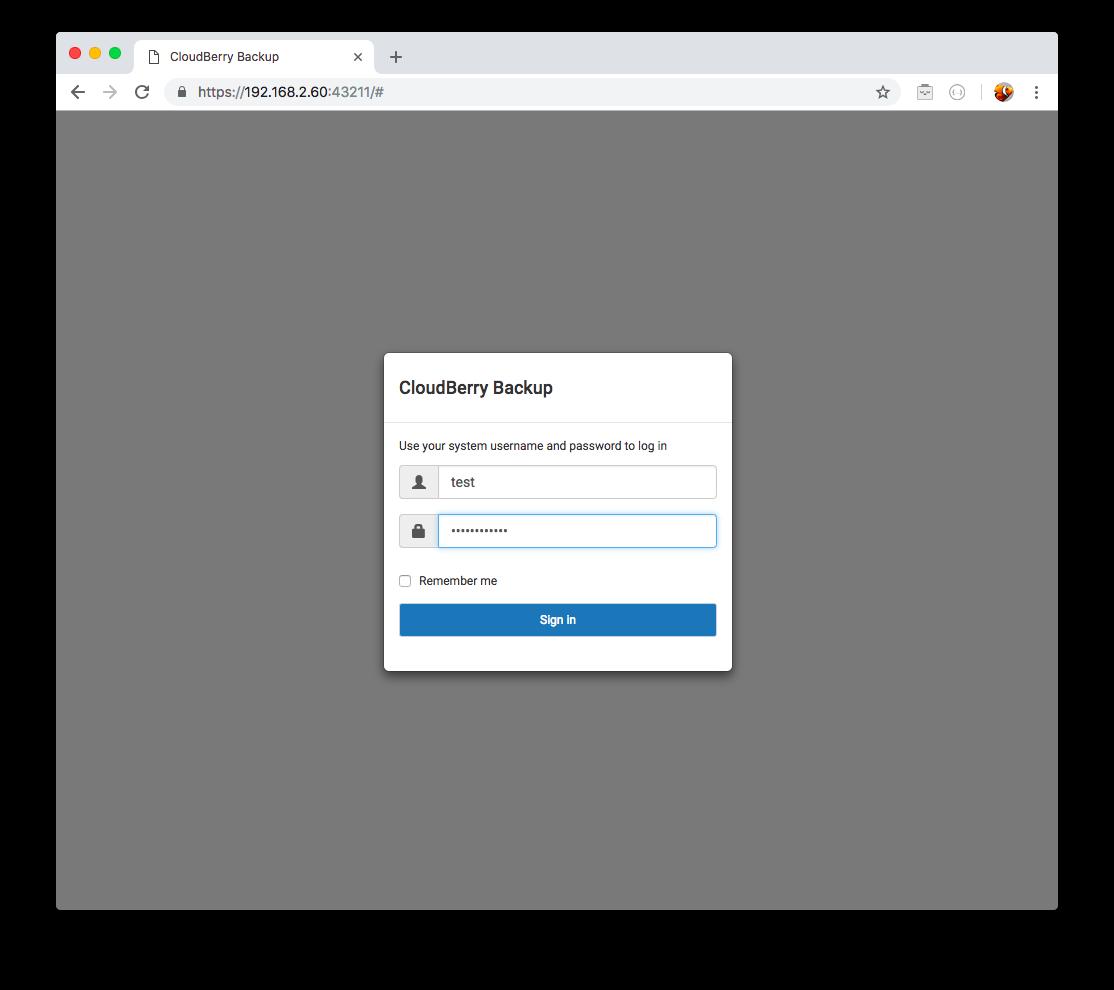 CentOS Cloud Backup Software | CloudBerry Lab