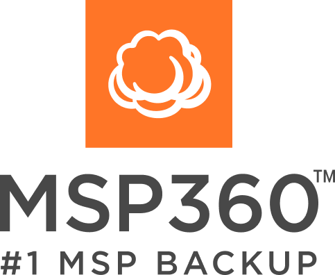 msp360 vertical logo transparent background