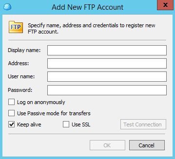 Copy Files from FTP to Amazon S3 with CloudBerry Explorer