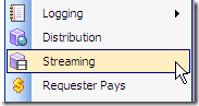 Configuring CloudFront Streaming Distribution-1