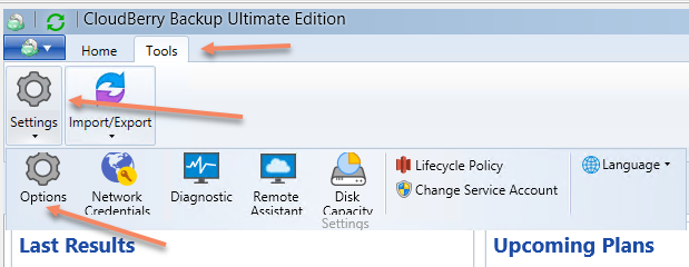 How to Speed Up Slow Backup - tools