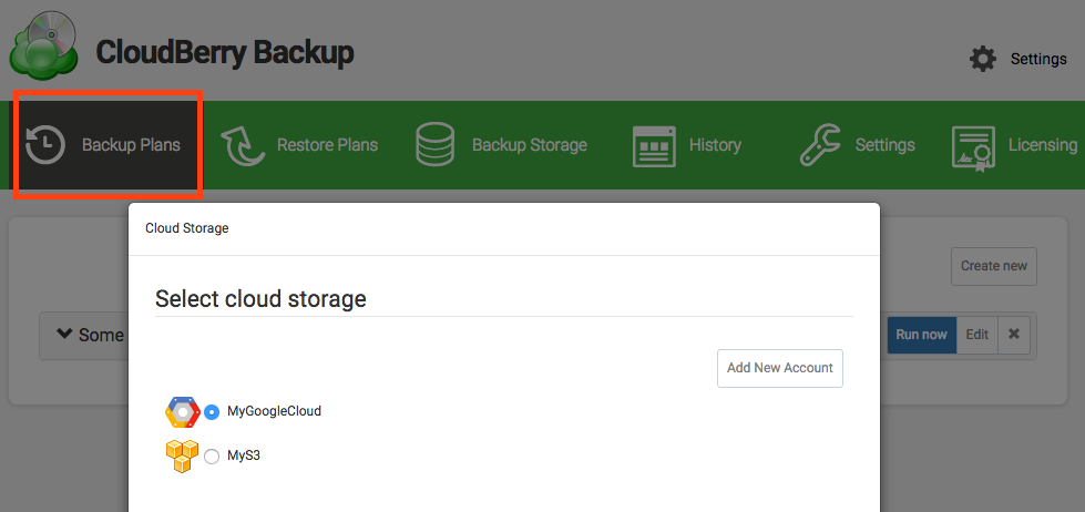 cloudberry-backup-select-cloud-storage-screenshot