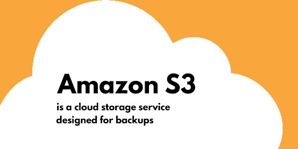 Amazon Cloud Storage: Simple Storage Service