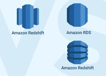 AWS databases services comparison