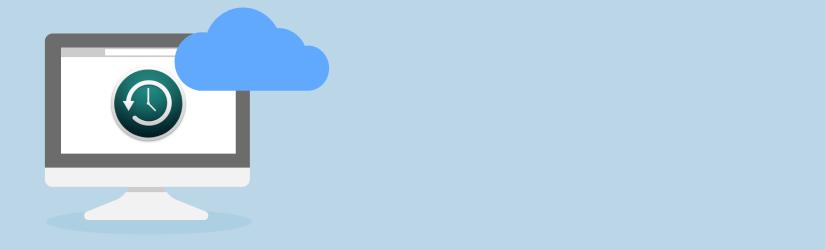 mac time machine cloud