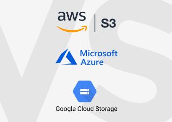 Amazon S3 vs MS Azure vs Google Cloud Storage: Price Comparison