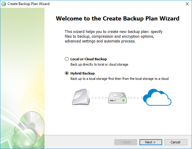 3 2 1 backup strategy with CloudBerry Backup