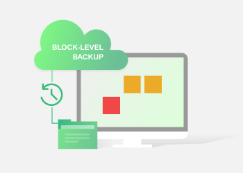 Block-level backup explained