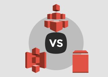 Amazon S3 vs. EBS vs EFS