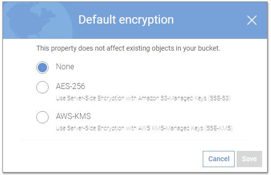 Backup Encryption Options Demystified