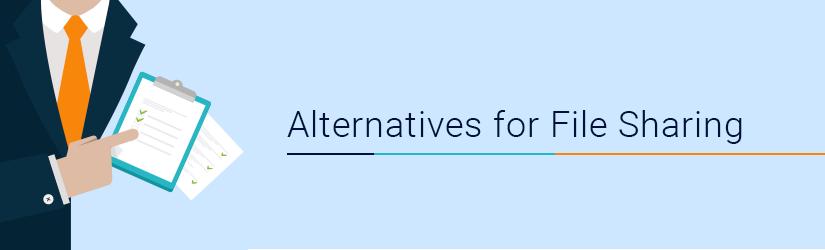 Dropbox alternatives for file sharing