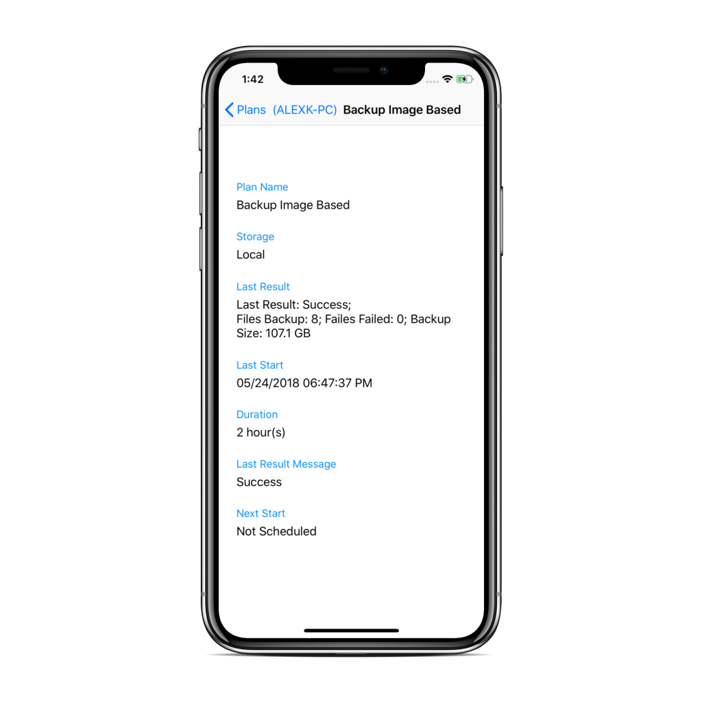 Coming Soon: CloudBerry Managed Backup for iPhone and iPad