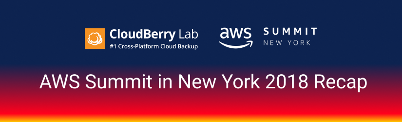 AWS Summit in New York 2018 Recap