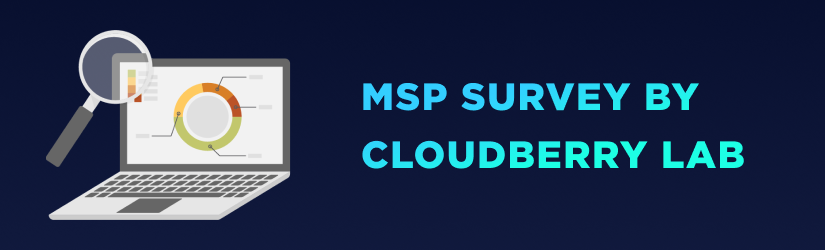 MSP Infographics by CloudBerry