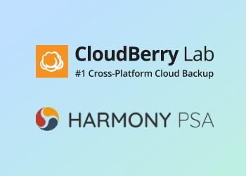 Integrate MSP360 Managed Backup Into Harmony PSA