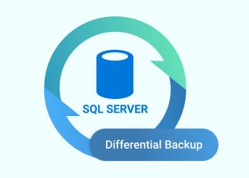 SQL Server differential backup