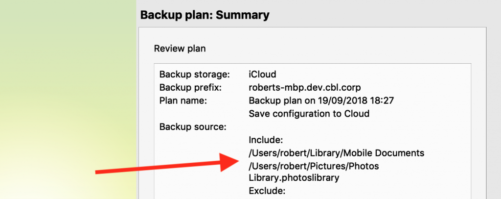 How to Back Up iCloud Drive on macOS