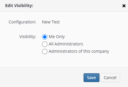 Remote Deploy in Managed Backup Service: Visibility Settings