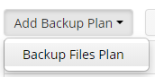 Creating a Plan via Remote Deploy in Managed Backup Service