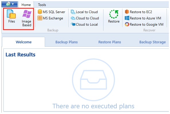 Multiple Scheduled Backups with CloudBerry Backup