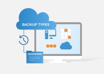 Backup Types Comparison
