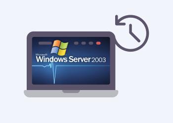 Windows Server 2003 Image-Based Backup