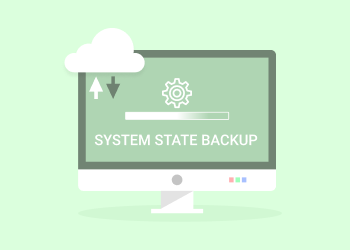 System state backup