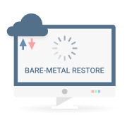 Bare-Metal Recovery from System Image Backup