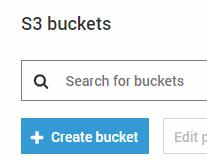 S3-create-bucket