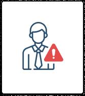DR scenarios - User errors
