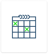 Disaster recovery testing schedule