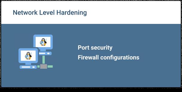 Linux Network Level Hardening