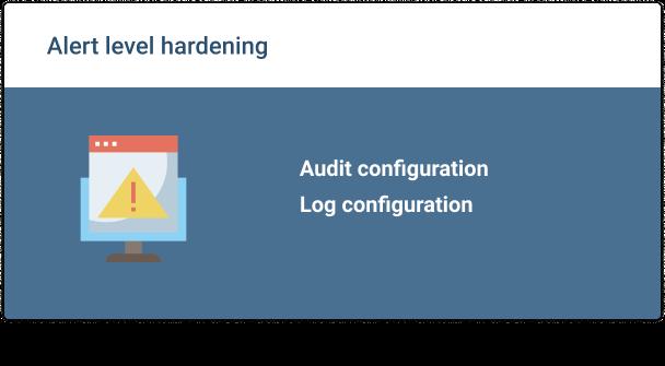 Linux Alert Level Hardening
