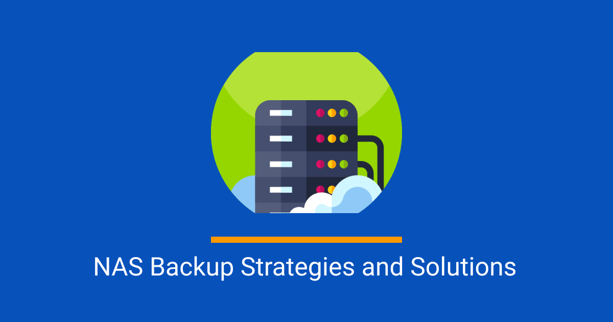 NAS Cloud and Local Backup: Strategies and Methods
