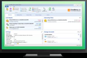 MSP360 Backup icon
