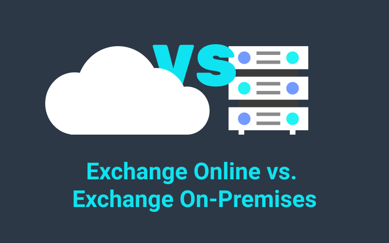 Exchange Online vs  Exchange On-Premises