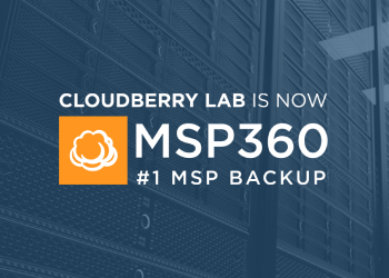 CloudBerry Lab is Now MSP360