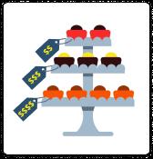 Tiering AYCE pricing